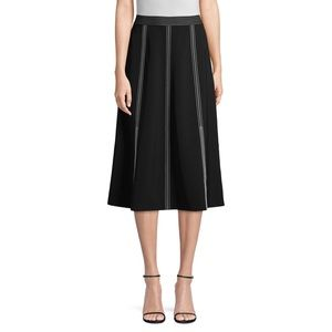 Lafayette 148 NY Yari High Waisted Midi Skirt